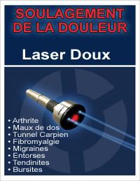 Thérapie au laser