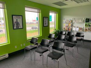 Clinique TAG Salle d'attente